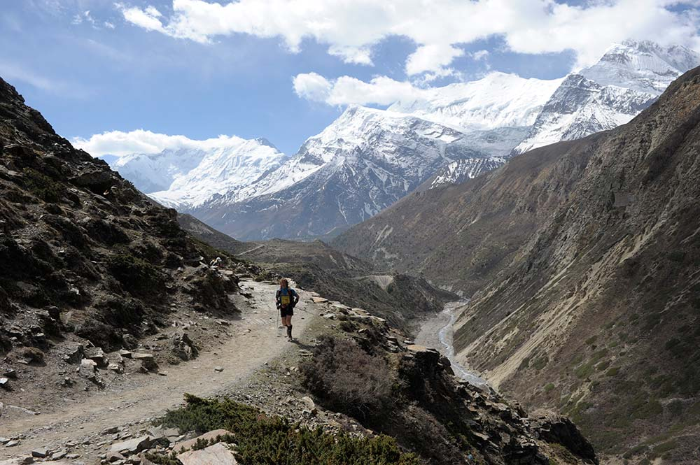 Himal trail running race 2013