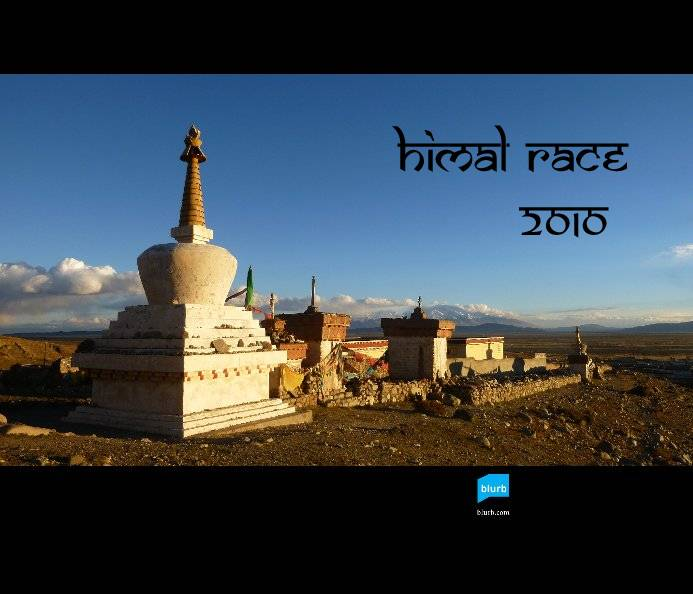Himal race 2010 photobook blurb virginie duteme