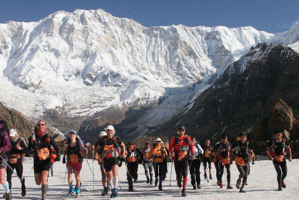AUM 2012 Annapurna 1 depart