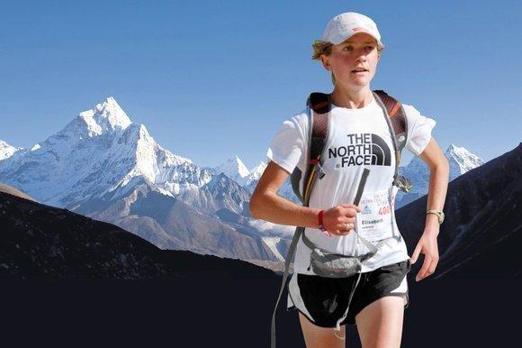 lizzy hawker nepal everest base camp kathmandu run