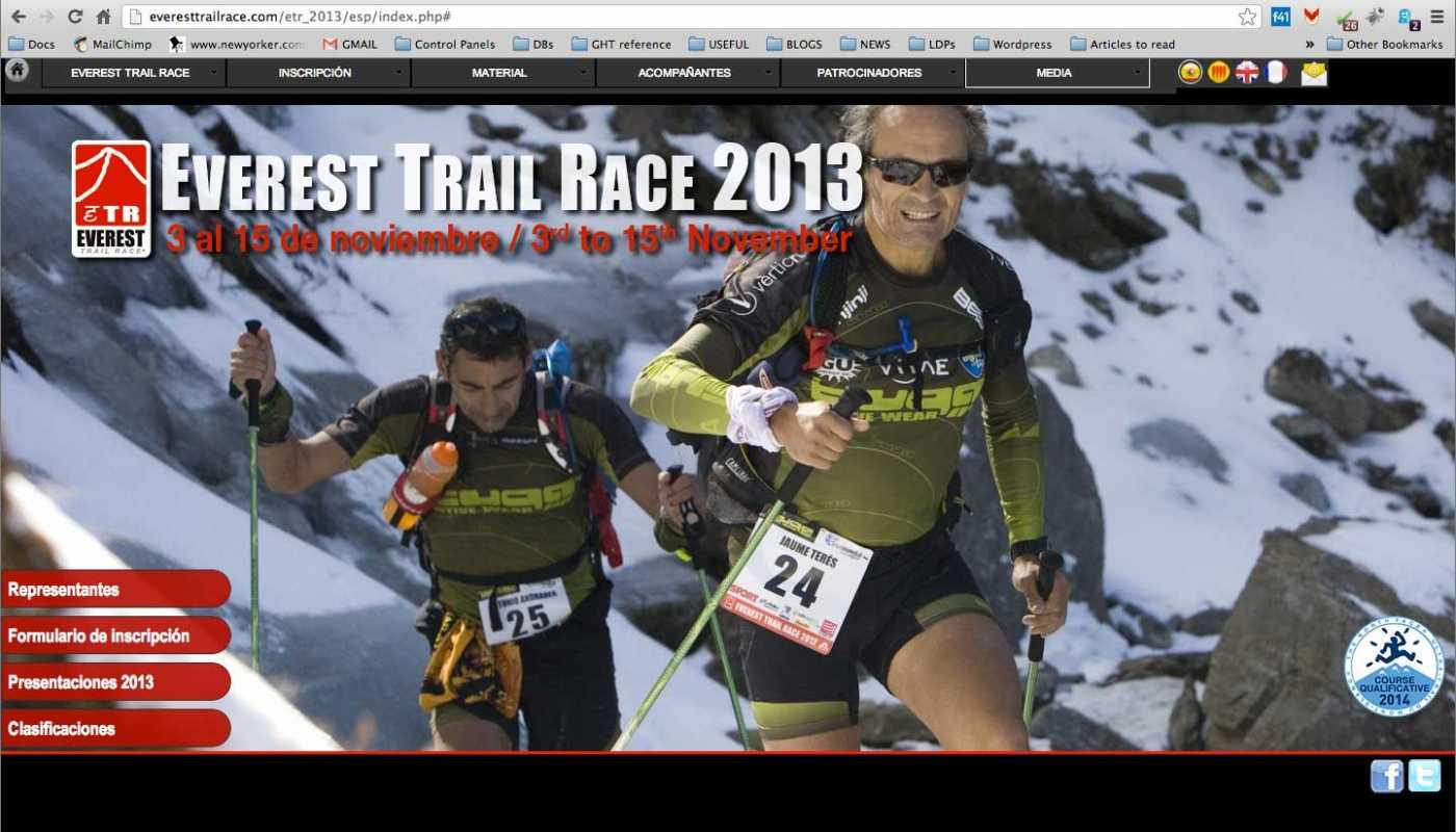 everest-trail-race-2013-november-nepal