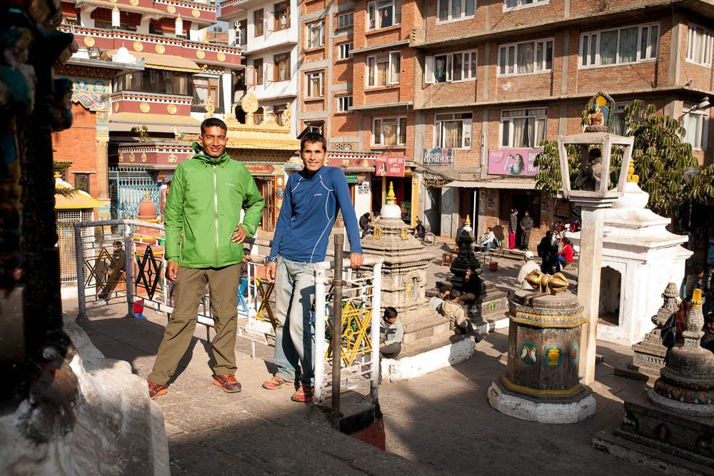 Ram Bhandari, Ram Kumar Kharki