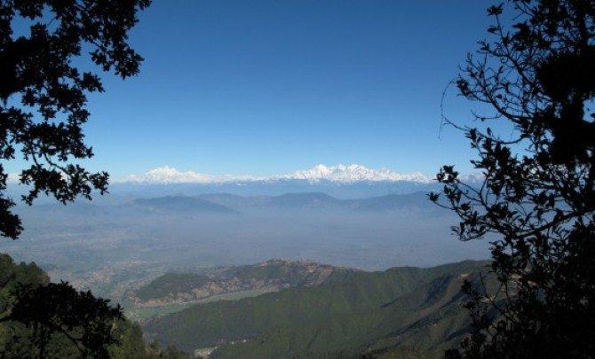 phulchowki, kathmandu valley
