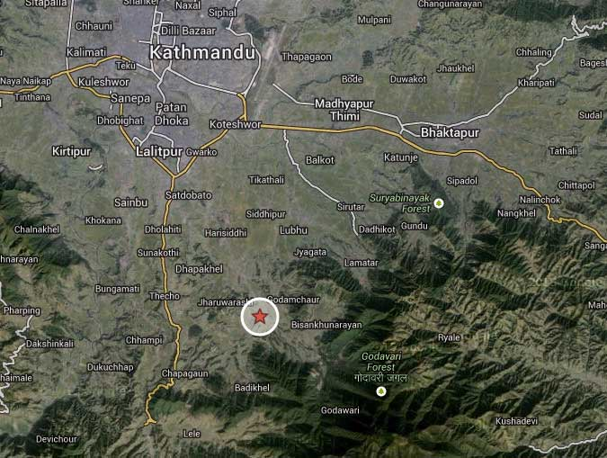 kathmandu-trail-running-basecamp-location