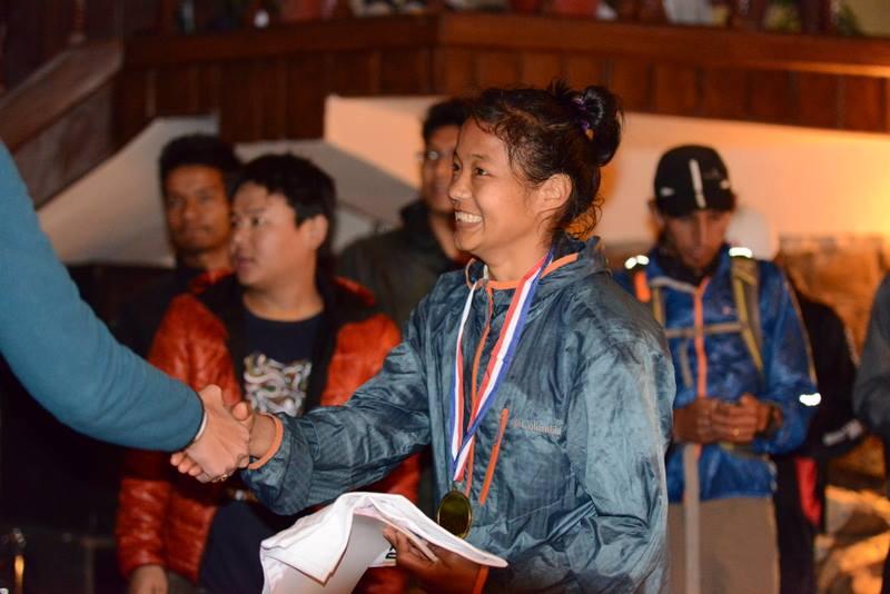 mira rai kathmandu 50km