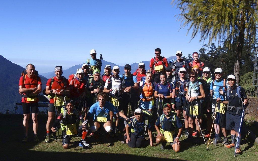 Everest Sky Race