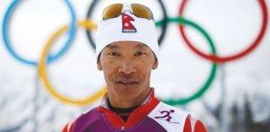 dawa dachhiri sherpa olympics winter