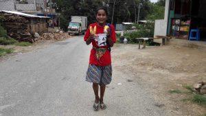 Girl runner nepal sunita giri