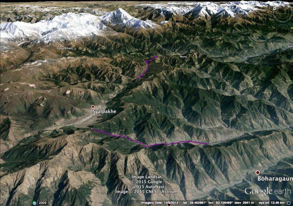 dhorpatan west dhaulagiri trekking routes