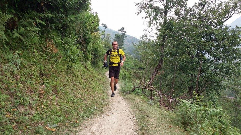 trail running dhorpatan trek west dhalagiri