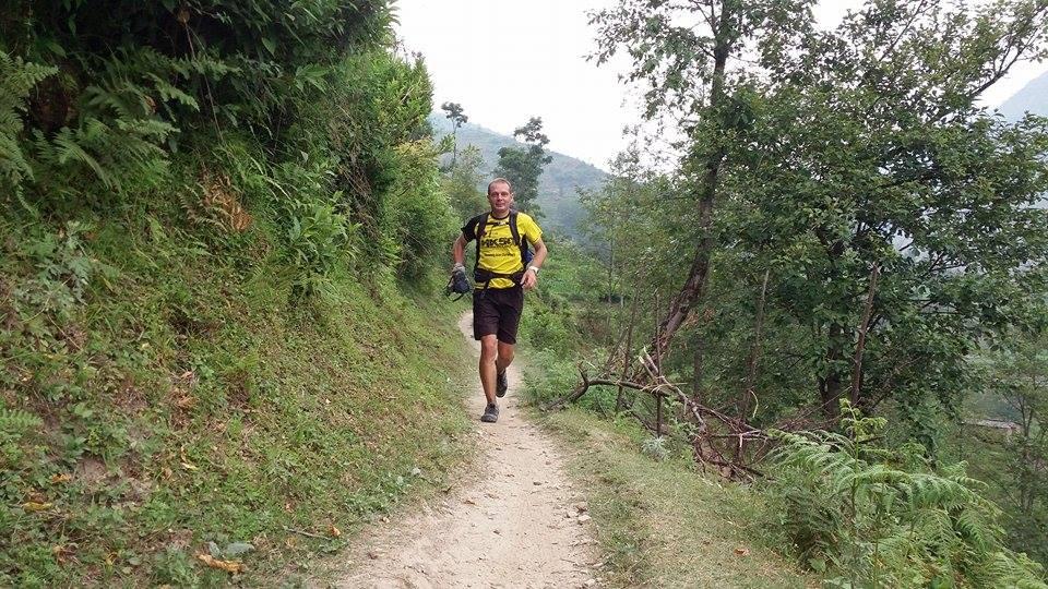 trail running dhorpatan trek west dhalagiri