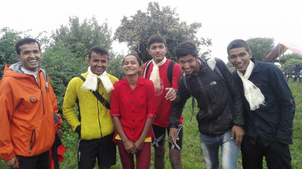 thulo sirubari sindhupalchowk runners
