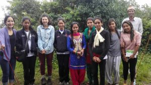 trail running nepal participants