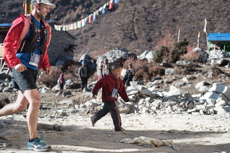 Manaslu Children's race