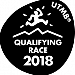 UTMB qualifying event logo