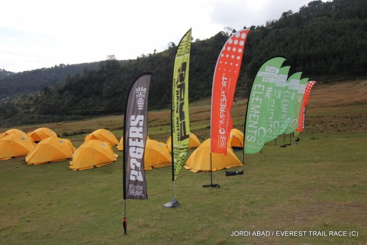 everest trail race camp