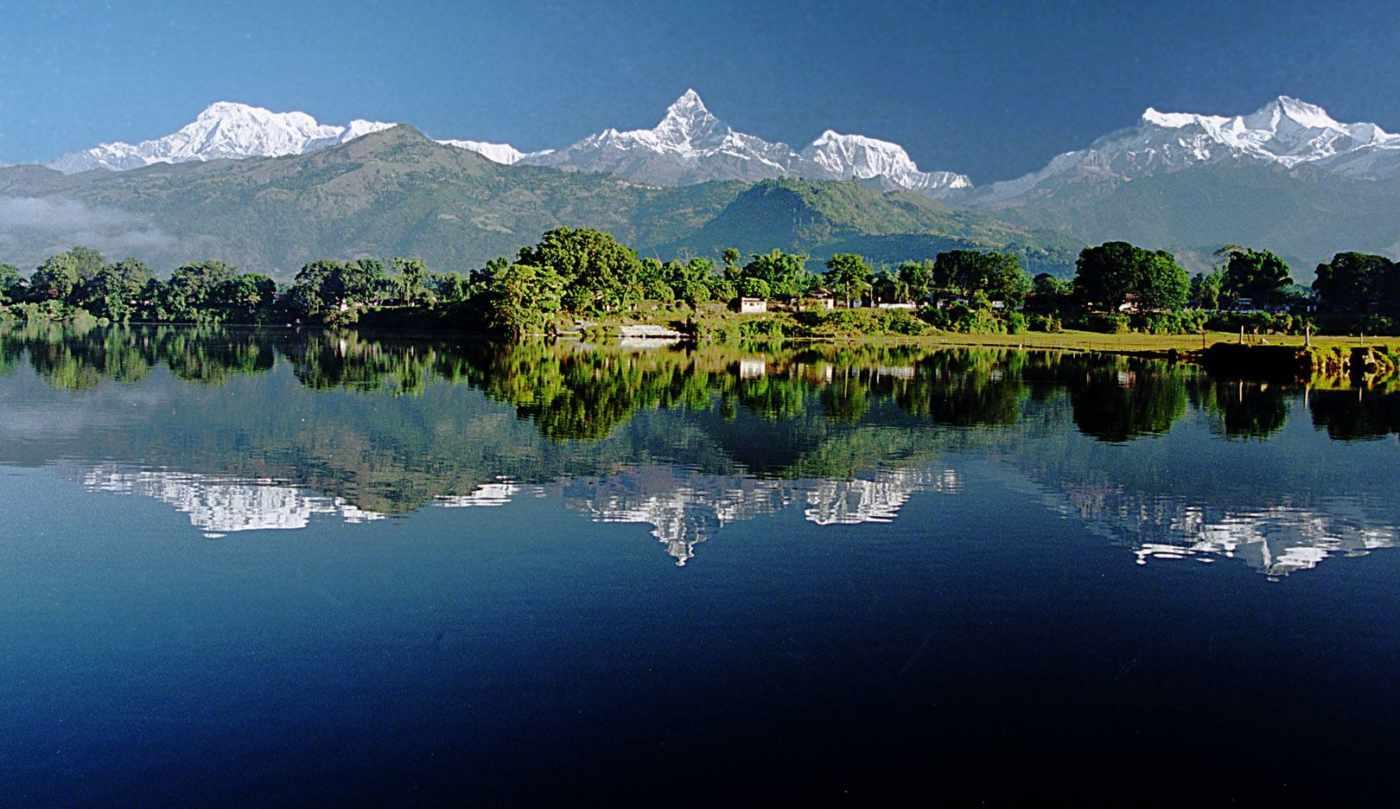lake nepal trail race 5