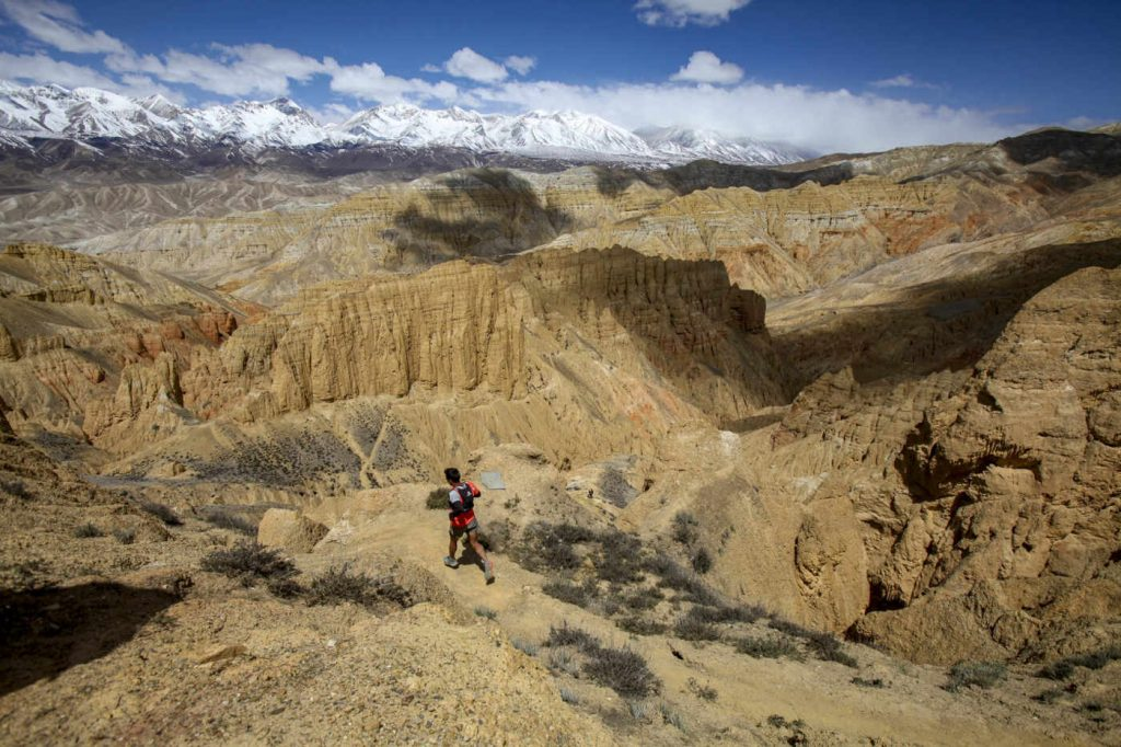 Manish Tamang Mustang Nepal Trail Stage Race