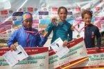 Trail Race winners in Nepal