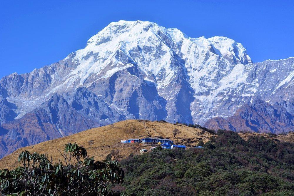 Trail running in the Everest region
