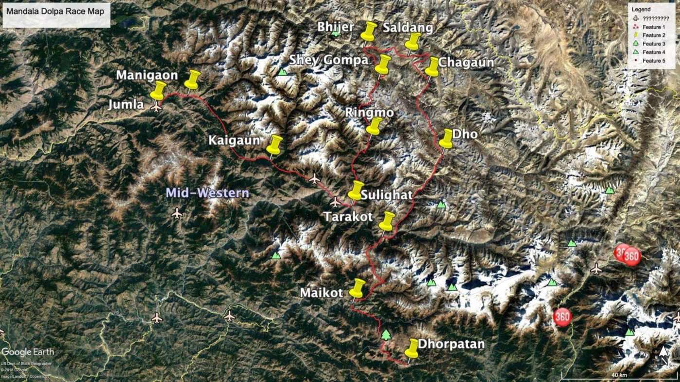 dopo trail running race | Trail Running Nepal